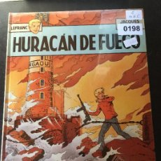 Fumetti: EDICIONES JUNIOR LEFRANC NUMERO 2 BUEN ESTADO. Lote 202451100