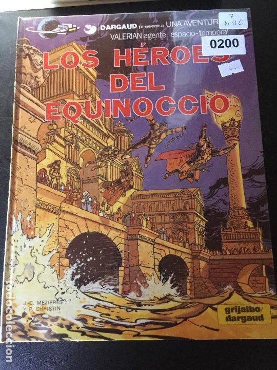 GRIJALBO VALERIAN NUMERO 7 BUEN ESTADO (Tebeos y Comics - Grijalbo - Valerian)