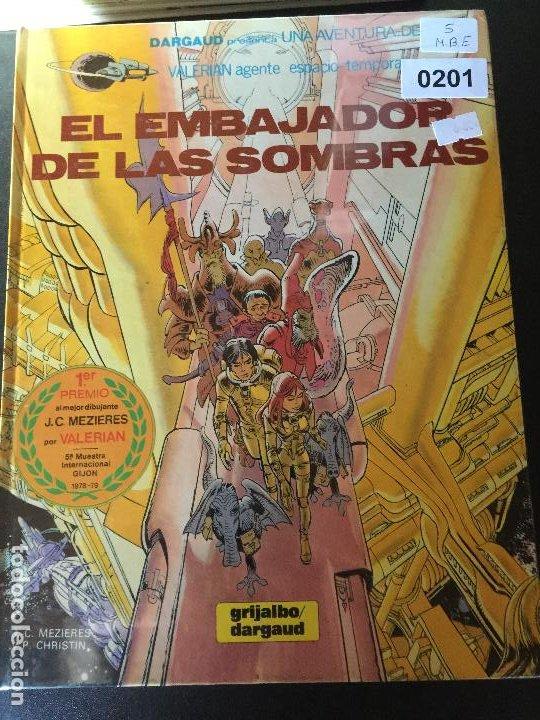 GRIJALBO VALERIAN NUMERO 5 BUEN ESTADO (Tebeos y Comics - Grijalbo - Valerian)