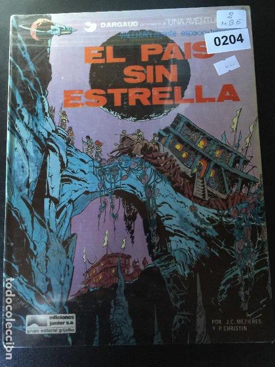 GRIJALBO VALERIAN NUMERO 2 NORMAL ESTADO (Tebeos y Comics - Grijalbo - Valerian)