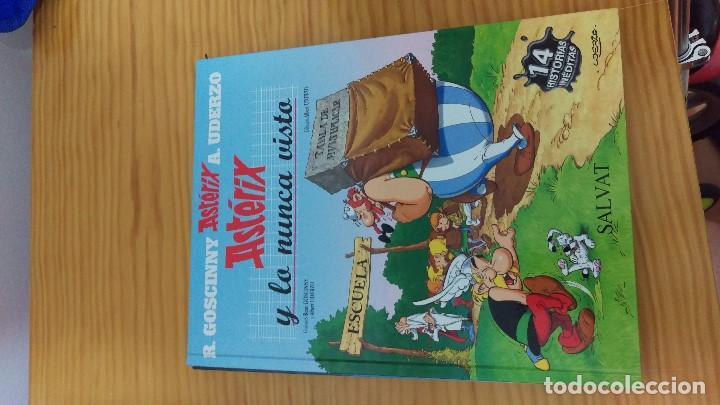 ASTERIX Y LO NUNCA VISTO (Tebeos y Comics - Grijalbo - Asterix)