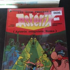 Comics: GRIJALBO ASTERIX LAS 12 PRUEBAS DE ASTERIX BUEN ESTADO. Lote 202778665