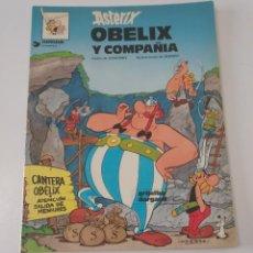 Cómics: ASTÉRIX OBÉLIX Y COMPAÑÍA NÚMERO 23 GRIJALBO/DARGAUD TAPA BLANDA 1994. Lote 202794481