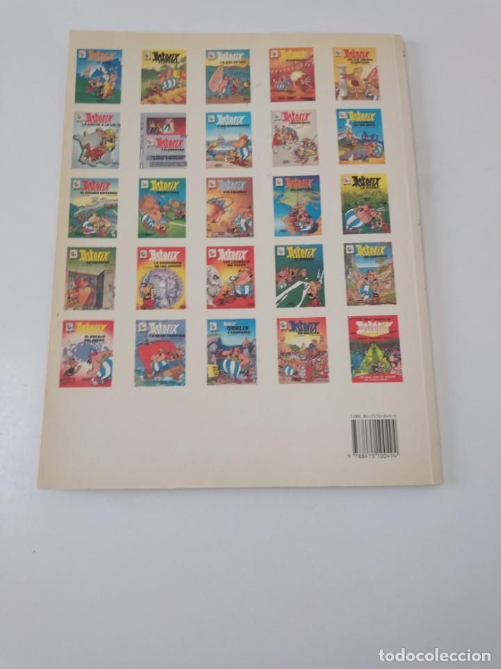 Cómics: Astérix Obélix y Compañía número 23 Grijalbo/Dargaud Tapa Blanda 1994 - Foto 2 - 202794481