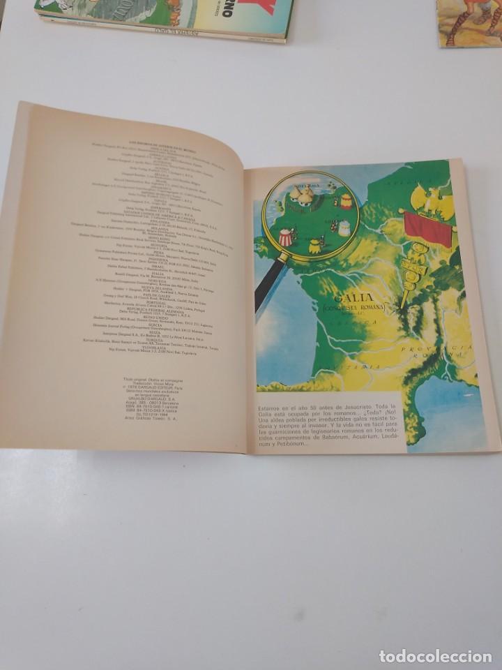 Cómics: Astérix Obélix y Compañía número 23 Grijalbo/Dargaud Tapa Blanda 1994 - Foto 4 - 202794481