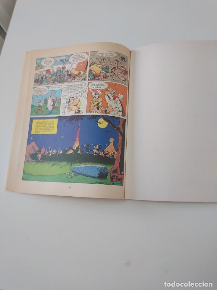Cómics: Astérix Obélix y Compañía número 23 Grijalbo/Dargaud Tapa Blanda 1994 - Foto 6 - 202794481