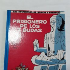 Cómics: SPIROU 12 EL PRISIONERO DE LOS 7 BUDAS , GRIJALBO , NUEVO,. Lote 202855635