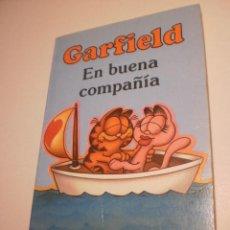 Cómics: GARFIELD Nº 5 EN BUENA COMPAÑÍA GRIJALBO 1991 (ESTADO NORMAL). Lote 203162670