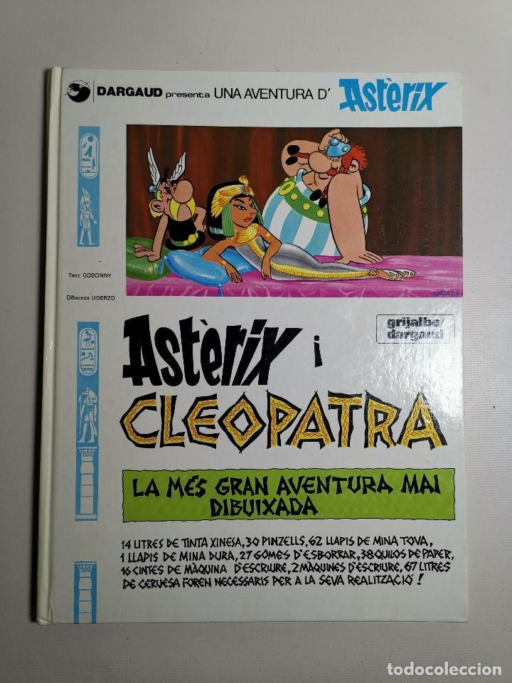 Cómics: ASTERIX I CLEOPATRA...EN CATALAN---1984 - Foto 3 - 203382598