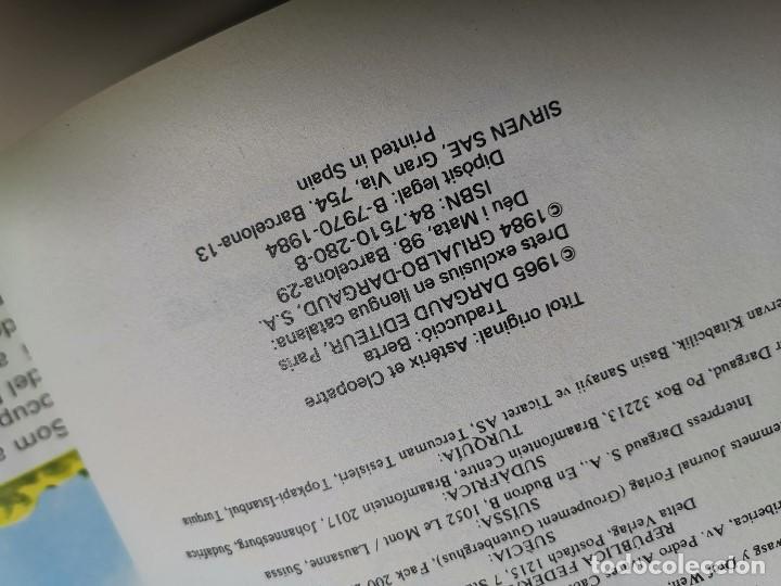 Cómics: ASTERIX I CLEOPATRA...EN CATALAN---1984 - Foto 11 - 203382598