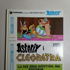 Cómics: ASTERIX I CLEOPATRA...EN CATALAN---1984. Lote 203382598