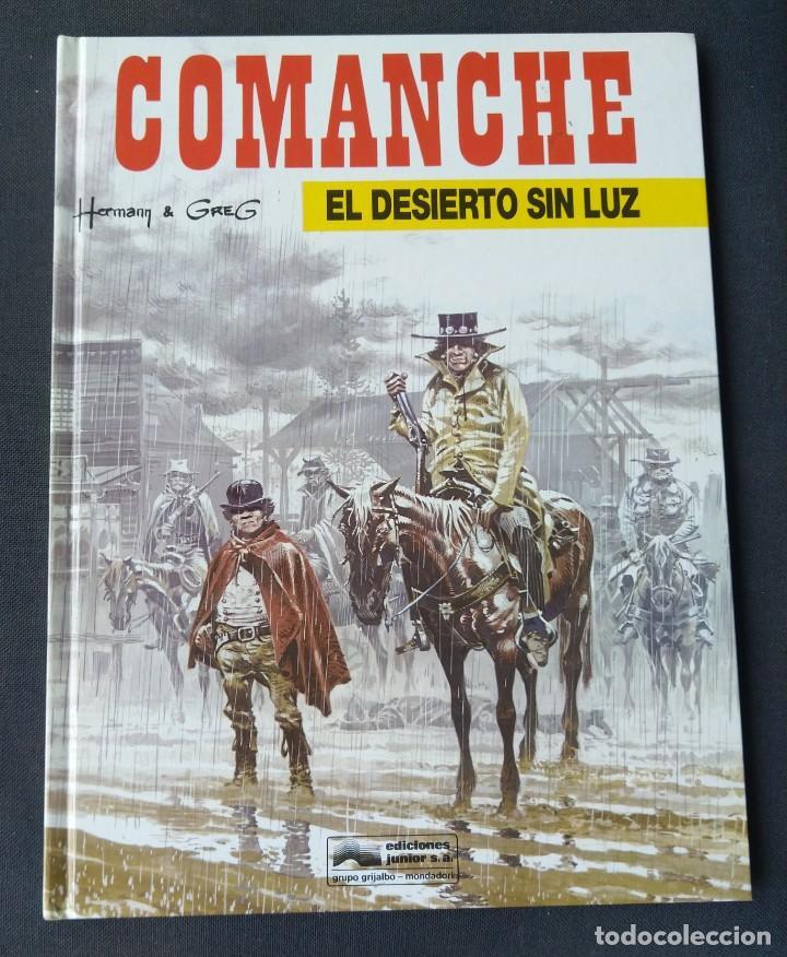 COMANCHE UN DESIERTO SIN LUZ (Tebeos y Comics - Grijalbo - Comanche)