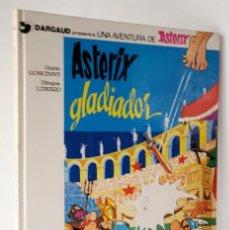Cómics: UNA AVENTURA DE ASTERIX *** ASTERIX GLADIADOR. Lote 203455602