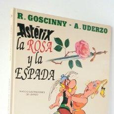 Cómics: ASTERIX LA ROSA Y LA ESPADA. Lote 203456217
