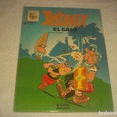 Cómics: ASTERIX EL GALO N. 1 1980, SEGUNDO DISEÑO. Lote 203812197