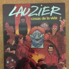 Cómics: COSAS DE LA VIDA 2 (LAUZIER). Lote 203992863