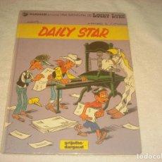 Cómics: DAILY STAR. UNA AVENTURA DE LUCKY LUKE N. 30. Lote 204079431
