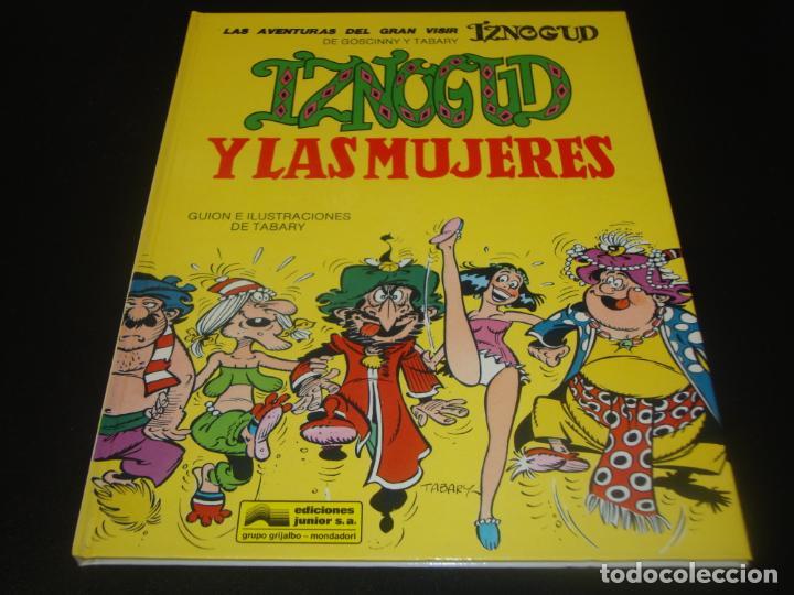 IZNOGUD Y LAS MUJERES 9 (Tebeos y Comics - Grijalbo - Iznogoud)