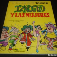 Cómics: IZNOGUD Y LAS MUJERES 9. Lote 204363243