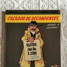 Comics: UNA AVENTURA DE LUCKY LUKE - CAÇADOR DE RECOMPENSES - N. 42 - CATALA. Lote 204512875