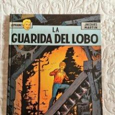 Cómics: LEFRANC - LA GUARIDA DEL LOBO N. 4. Lote 204514590