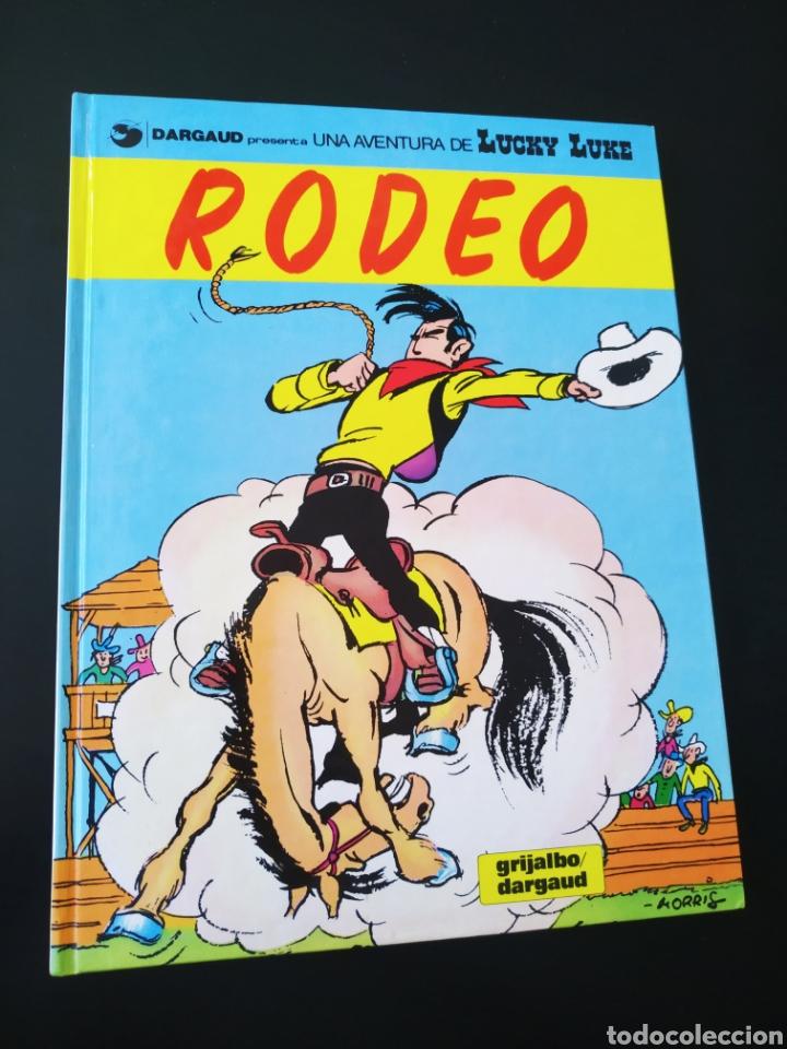 EXCELENTE ESTADO LUCKY LUKE 50 RODEO GRIJALBO TAPA DURA (Tebeos y Comics - Grijalbo - Lucky Luke)