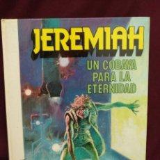 Cómics: JEREMIAH, UN COBAYA PARA LA ETERNIDAD, GRIJALBO. Lote 204771310