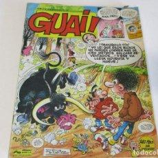 Cómics: GUAI Nº 27 RÚSTICA EDITORIAL GRIJALBO C. Lote 205072328