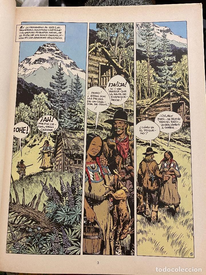 Cómics: Jonathan Cartland numero 01: Ultima caravana a Oregon - Foto 4 - 205075358