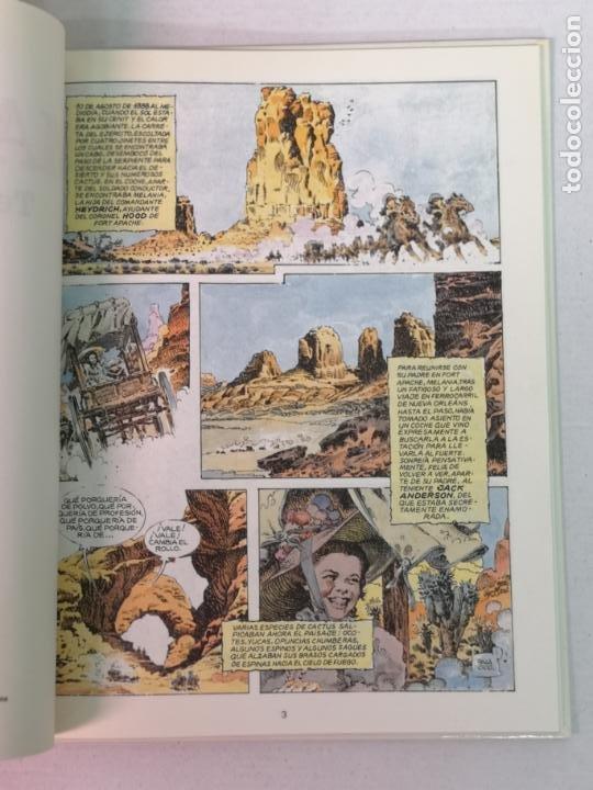 Cómics: MAC COY TERROR APACHE GRIJALBO - Foto 5 - 205146493