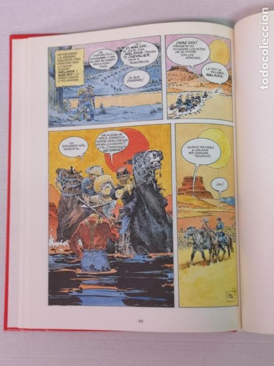 Cómics: MAC COY TERROR APACHE GRIJALBO - Foto 7 - 205146493