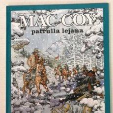 Cómics: MAC COY PATRULLA LEJANA GRIJALBO. Lote 205147628