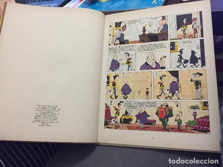 Cómics: LUCKY LUKE 3 EL GRAN DUQUE ( GOSCINNY MORRIS ) ¡BUEN ESTADO! TAPA DURA GRIJALBO - Foto 3 - 205325695