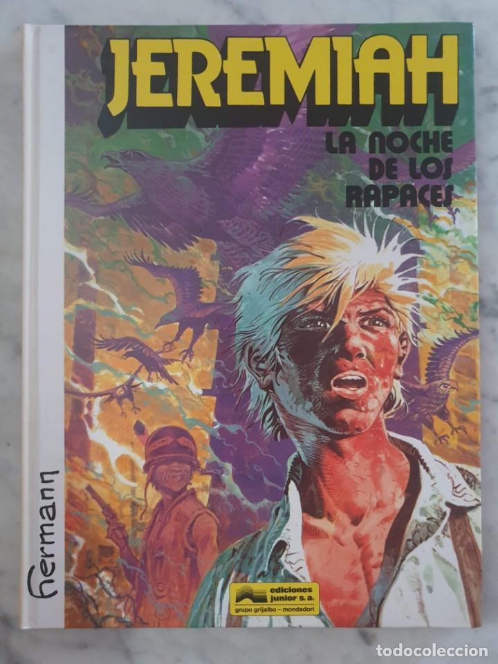 JEREMIAH COLECCION COMPLETA A FALTA DE 1 NUMERO (Tebeos y Comics - Grijalbo - Jeremiah)