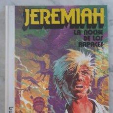 Cómics: JEREMIAH COLECCION COMPLETA A FALTA DE 1 NUMERO. Lote 205325980