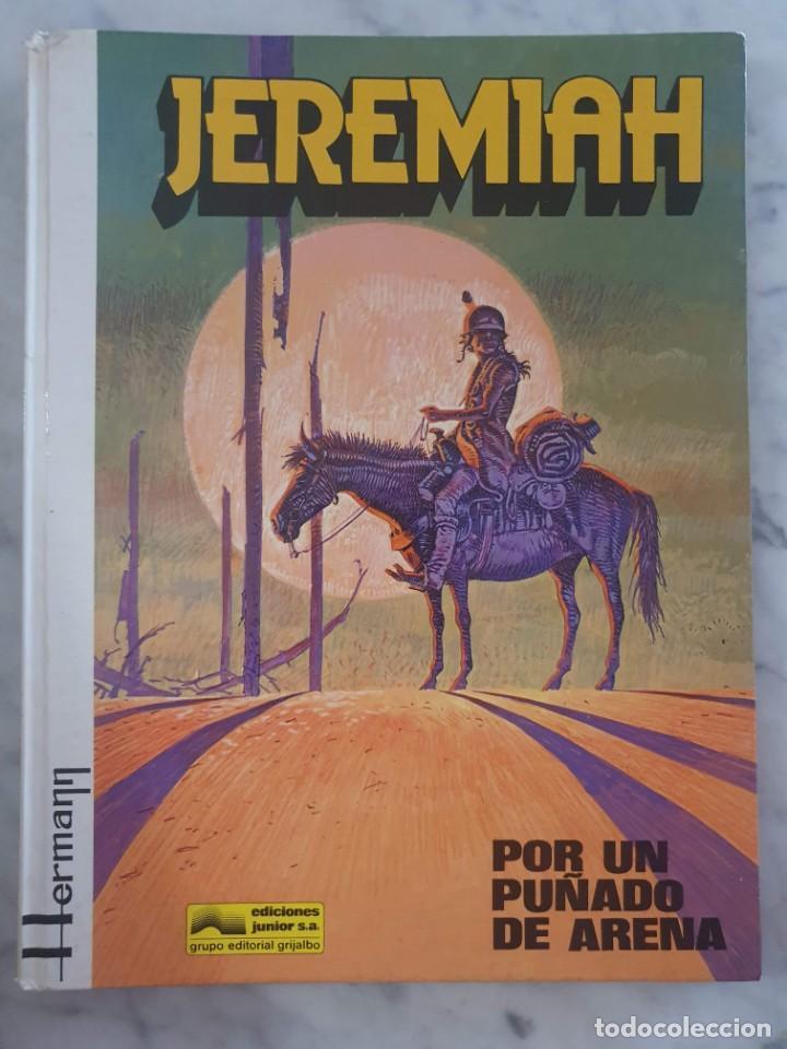 Cómics: JEREMIAH COLECCION COMPLETA A FALTA DE 1 NUMERO - Foto 4 - 205325980