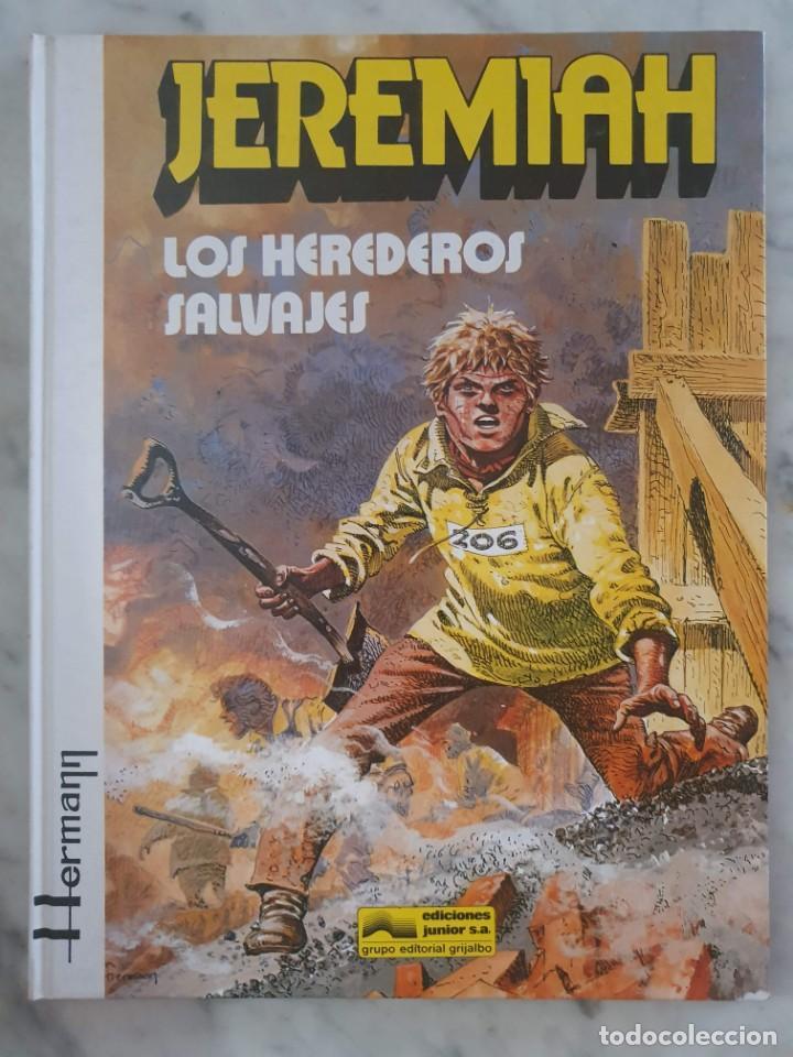 Cómics: JEREMIAH COLECCION COMPLETA A FALTA DE 1 NUMERO - Foto 5 - 205325980