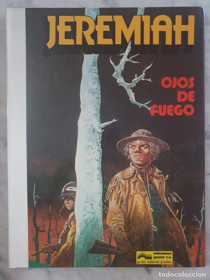 Cómics: JEREMIAH COLECCION COMPLETA A FALTA DE 1 NUMERO - Foto 6 - 205325980