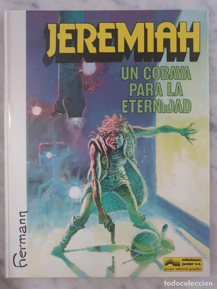 Cómics: JEREMIAH COLECCION COMPLETA A FALTA DE 1 NUMERO - Foto 7 - 205325980