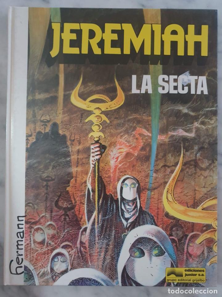 Cómics: JEREMIAH COLECCION COMPLETA A FALTA DE 1 NUMERO - Foto 8 - 205325980