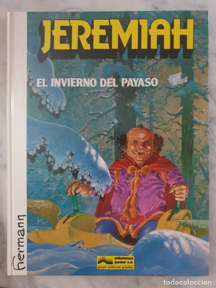 Cómics: JEREMIAH COLECCION COMPLETA A FALTA DE 1 NUMERO - Foto 11 - 205325980