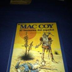 Cómics: MAC COY Nº 16 - EL FANTASMA DEL ESPAÑOL - A.H.PALACIOS - GRIJALBO 1991 MUY BUEN ESTADO. Lote 205326497