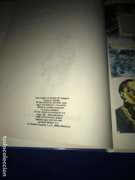 Cómics: MAC COY Nº 16 - EL FANTASMA DEL ESPAÑOL - A.H.PALACIOS - GRIJALBO 1991 MUY BUEN ESTADO - Foto 5 - 205326497