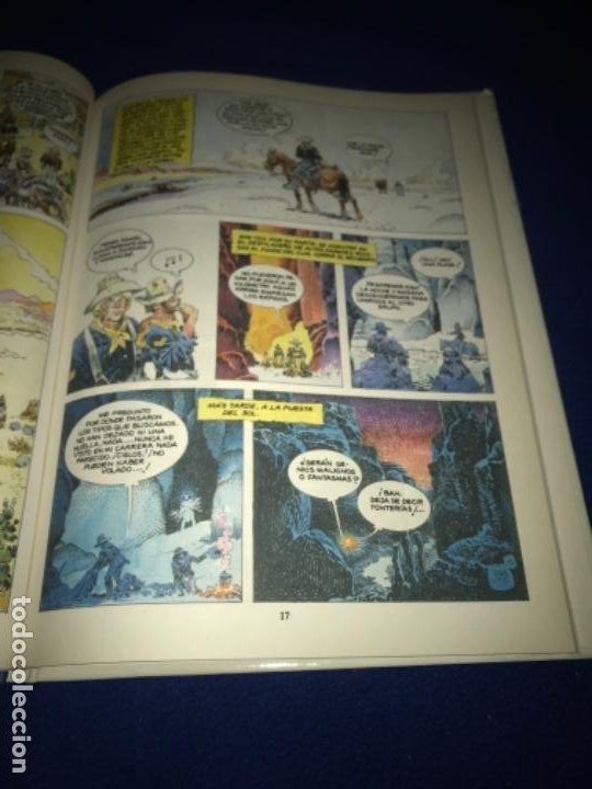Cómics: MAC COY Nº 16 - EL FANTASMA DEL ESPAÑOL - A.H.PALACIOS - GRIJALBO 1991 MUY BUEN ESTADO - Foto 7 - 205326497