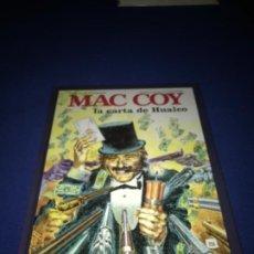 Cómics: MAC COY LA CARTA DE HUALCO - NÚMERO 19 - TAPA DURA - EDICIONES JUNIOR PERFECTO. Lote 205359822