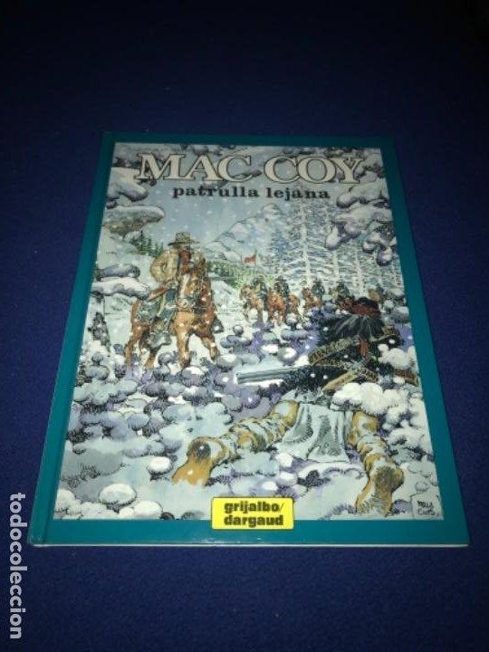 MAC COY 20: PATRULLA LEJANA. GOURMELEN & PALACIOS. GRIJALBO / DARGAUD. PERFECTO (Tebeos y Comics - Grijalbo - Mac Coy)