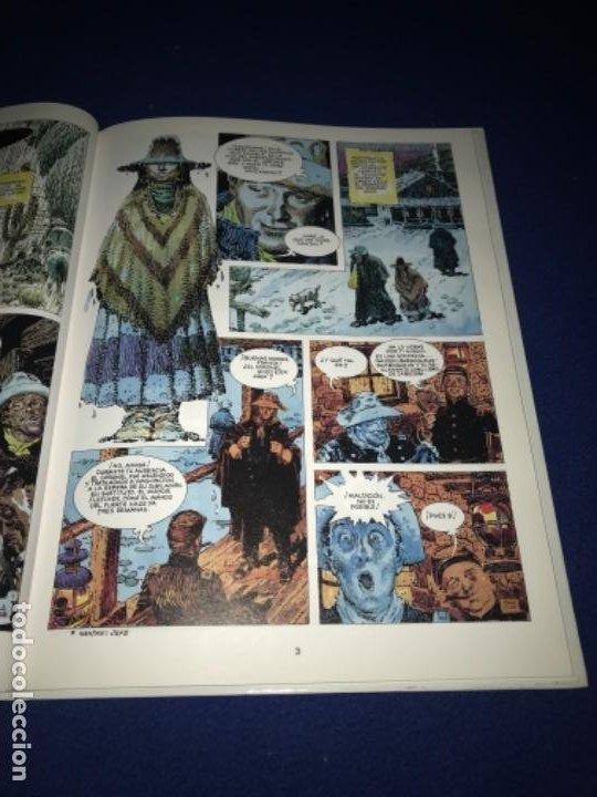 Cómics: Mac Coy 20: Patrulla Lejana. Gourmelen & Palacios. Grijalbo / Dargaud. PERFECTO - Foto 4 - 205360128