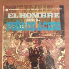 Cómics: BLUEBERRY : EL HOMBRE DEL PUÑO DE ACERO - Nº 4 / 1982. Lote 205523002