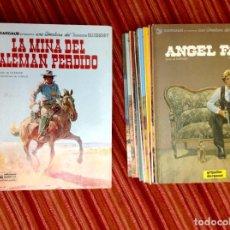Cómics: EL TENIENTE BLUEBERRY-GRIJALBO-DARGAUD-19 NÚMEROS-DEL 1 AL 21-FALTAN EL 3 Y EL 20-BUEN ESTADO-. Lote 205547537