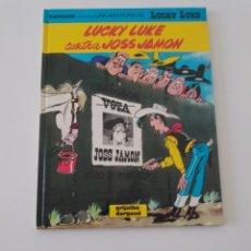 Cómics: LUCKY LUKE NÚMERO 46 LUCKY LUKE CONTRA JOSS JAMÓN 1991 GRIJALBO-DARGAUD. Lote 205555687